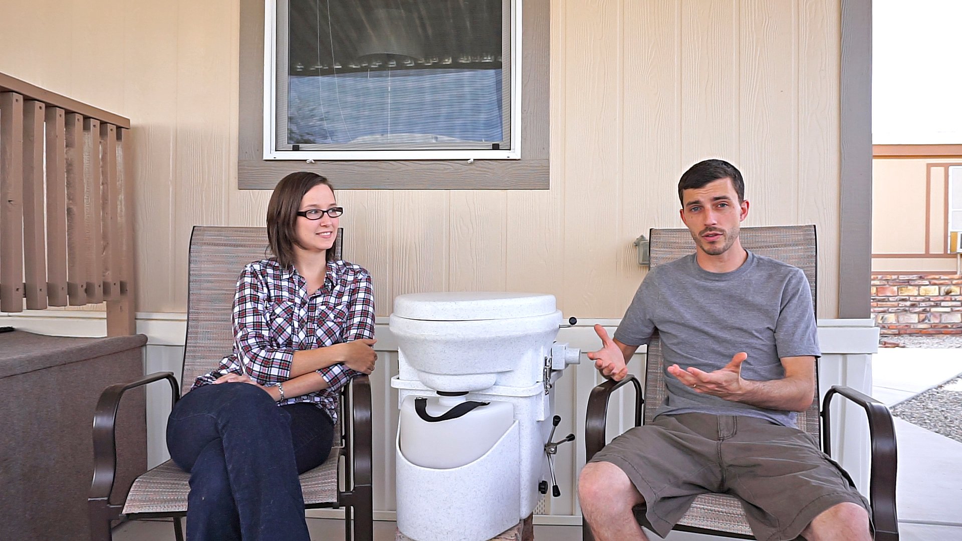 Nature\'s Head Composting Toilet Review - Full Time RV Living